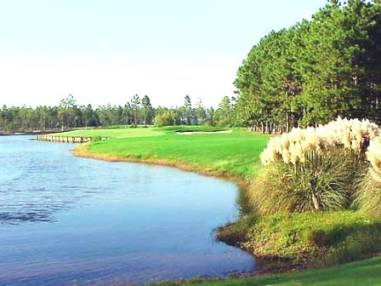 Golf Course Photo, Sandpiper Bay Golf & Country Club, Sunset Beach, 28468