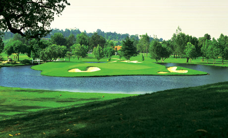 Vista Valencia Golf Course, Executive Course,Valencia, California,  - Golf Course Photo