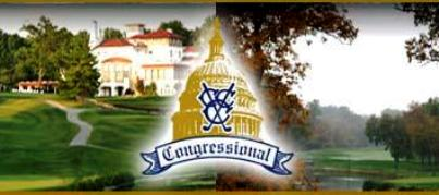 Congressional Country Club -Gold,Bethesda, Maryland,  - Golf Course Photo