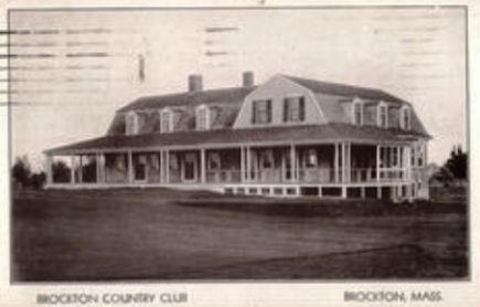 Brockton Country Club,Brockton, Massachusetts,  - Golf Course Photo