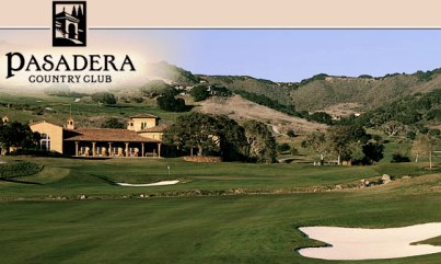 The Club at Pasadora, Monterey, California, 93940 - Golf Course Photo
