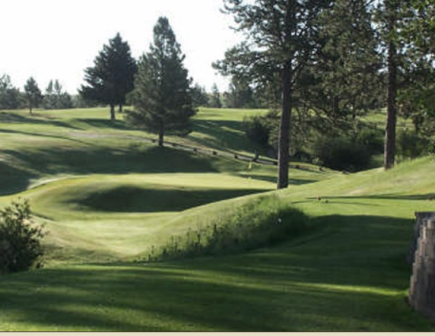 Pine Meadows Golf Club,Lewistown, Montana,  - Golf Course Photo