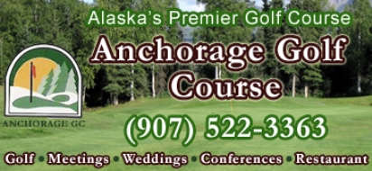 Anchorage Golf Course,Anchorage, Alaska,  - Golf Course Photo