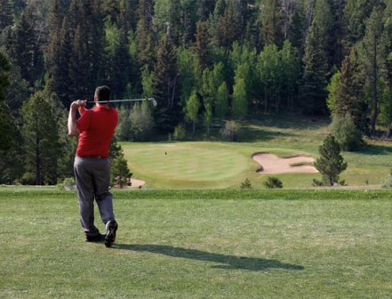 Angel Fire Resort, Angel Fire, New Mexico, 87710 - Golf Course Photo