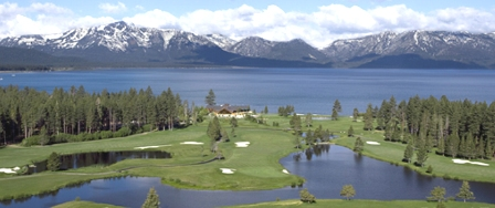 Golf Course Photo, Edgewood Tahoe Golf Course, Stateline, 89449