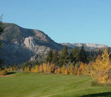 Snow Creek Golf Course,Mammoth Lakes, California,  - Golf Course Photo