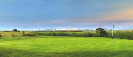 Marriotts Seaview Country Club Resort -Bay, Absecon, New Jersey, 08201 - Golf Course Photo