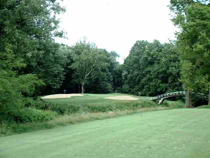 Otter Creek Golf Course, Columbus, Indiana, 47203 - Golf Course Photo