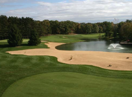 Sandy Pines Golf Club,Demotte, Indiana,  - Golf Course Photo