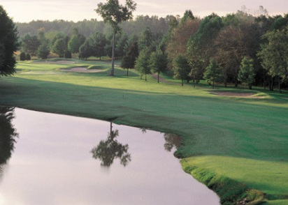 Golf Course Photo, Crossings Golf Club, The, Glen Allen, 23059