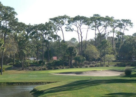 Innisbrook Resort & Golf Club, Osprey South Course,Palm Harbor, Florida,  - Golf Course Photo