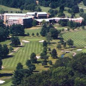 Turf Valley Resort - Original Course,Ellicott City, Maryland,  - Golf Course Photo