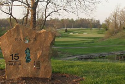 Bear Slide Golf Club, Cicero, Indiana, 46034 - Golf Course Photo