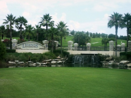 Legends Golf & Country Club, Clermont, Florida, 34711 - Golf Course Photo