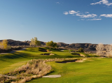 Golf Course Photo, Morongo Golf Club at Tukwet Canyon, Champions Course, Beaumont, 92223