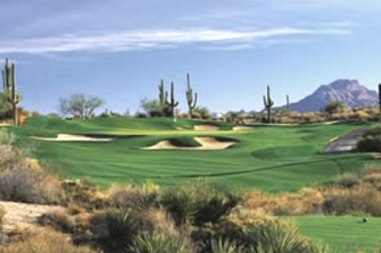 Troon North Golf Club -Pinnacle,Scottsdale, Arizona,  - Golf Course Photo