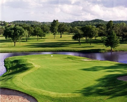 Riverhill Country Club, Kerrville, Texas, 78028 - Golf Course Photo