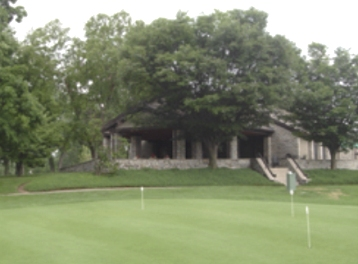 Sharon Woods Golf Course,Cincinnati, Ohio,  - Golf Course Photo