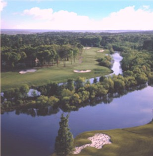 Golf Course Photo, Sea Trail Golf Resort, Maples Golf Course, Sunset Beach, 28468