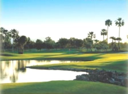 Mccormick Ranch Golf Club, Palm Course,Scottsdale, Arizona,  - Golf Course Photo