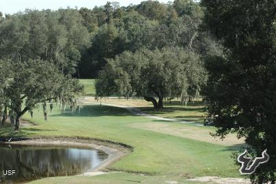 The Claw at USF,Tampa, Florida,  - Golf Course Photo