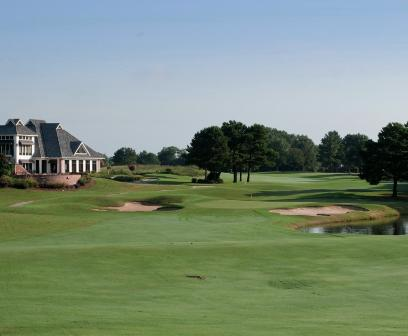 Golf Course Photo, Canebrake Gountry Club, Canebrake Golf Course, Hattiesburg, 39402