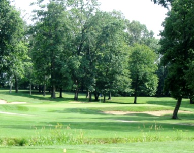 Golf Course Photo, Woodland Golf Club, Cable, 43009