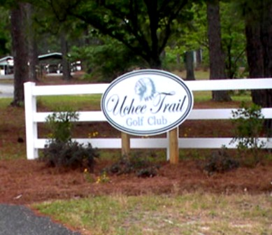 Uchee Trail Country Club, Cochran, Georgia, 31014 - Golf Course Photo