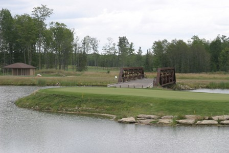 Sweetgrass Golf Club, Harris, Michigan, 49845 - Golf Course Photo