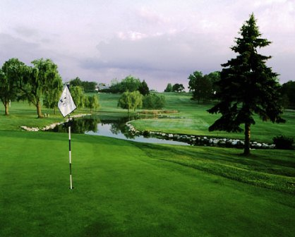 Forest Lake Country Club, Bloomfield Hills, Michigan, 48302 - Golf Course Photo