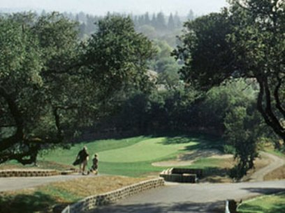 Tayman Park Municipal Golf Course,Healdsburg, California,  - Golf Course Photo