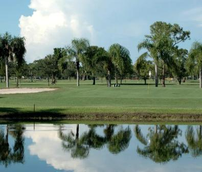 Fort Myers Country Club, Fort Myers, Florida, 33901 - Golf Course Photo