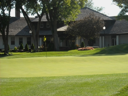 Country Club Of Lincoln,Lincoln, Nebraska,  - Golf Course Photo