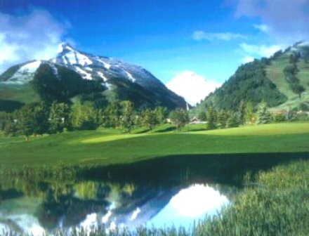 Aspen Golf Course,Aspen, Colorado,  - Golf Course Photo