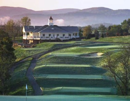 Blue Ridge Shadows Golf Club, Front Royal, Virginia, 22630 - Golf Course Photo