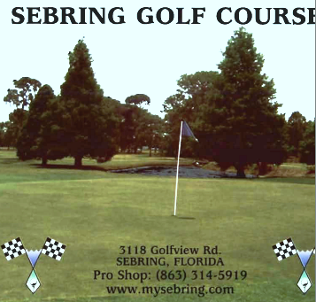 Golf Course Photo, Sebring Golf Club, Sebring, 33872