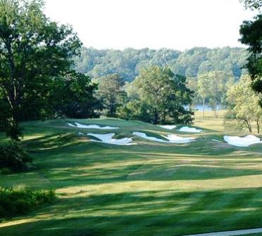 Golf Course Photo, Willow Oaks Country Club, Richmond, 23225