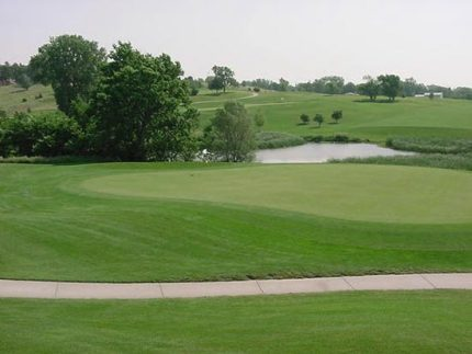 Meadowlark Hills Golf Course, Kearney, Nebraska, 68848 - Golf Course Photo