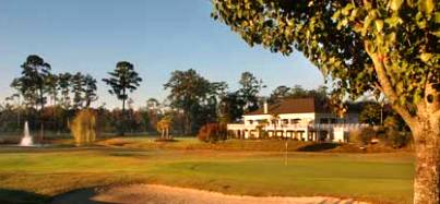 Oak Grove Island,Brunswick, Georgia,  - Golf Course Photo