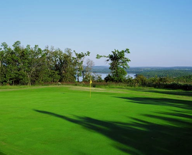 Golf Course Photo, Arrowhead State Park Golf Course, Canadian, 74425