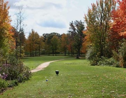 Whispering Pines Golf Course, Cadott, Wisconsin, 54727 - Golf Course Photo