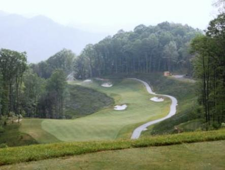 Bear Lake Golf Club, Tuckasegee, North Carolina, 28783 - Golf Course Photo