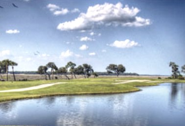 Laurel Island Links,Kingsland, Georgia,  - Golf Course Photo