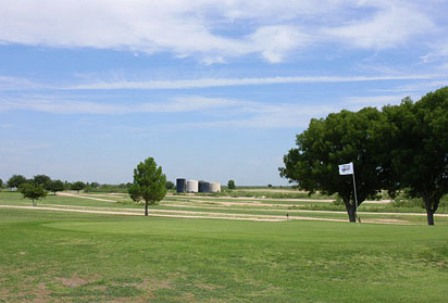 Crane Country Club, Crane, Texas, 79731 - Golf Course Photo