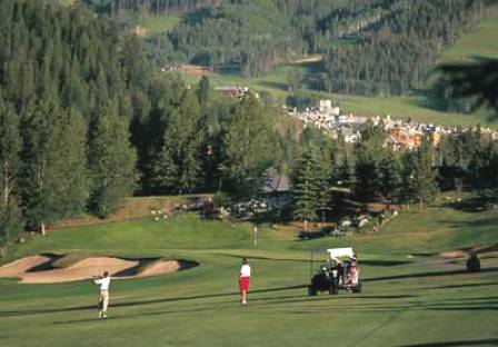 Beaver Creek Golf Club CLOSED 2004, Avon, Colorado, 81658 - Golf Course Photo