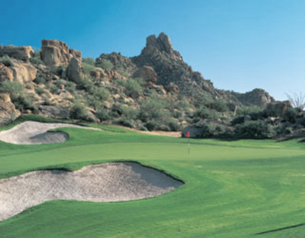 Estancia Golf Club,Scottsdale, Arizona,  - Golf Course Photo