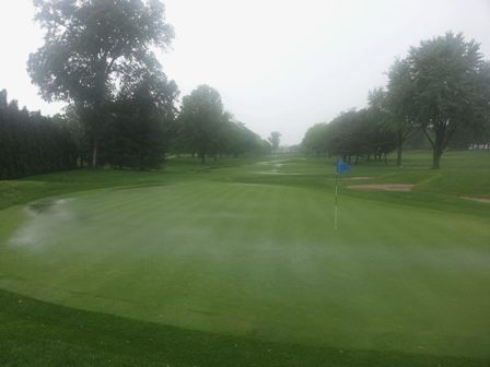 Ridge Country Club,Chicago, Illinois,  - Golf Course Photo