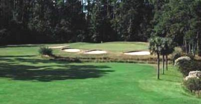 Whispering Pines Golf Course CLOSED, Myrtle Beach, South Carolina, 29577 - Golf Course Photo