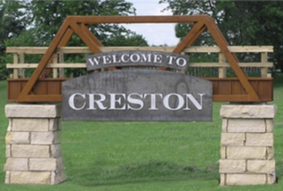 Crestmoor Golf Club,Creston, Iowa,  - Golf Course Photo