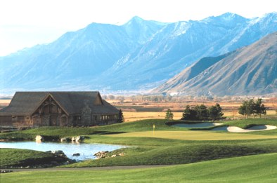 Golf Course Photo, Sierra Nevada Golf Ranch, Genoa, 89411